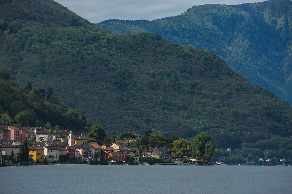 Blick auf San Nazzaro