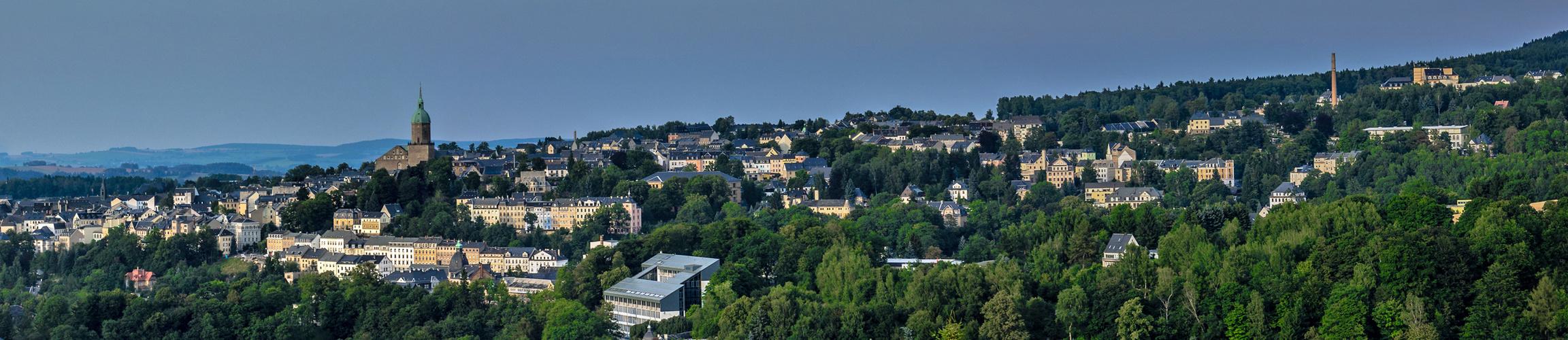 Blick auf St. Annen