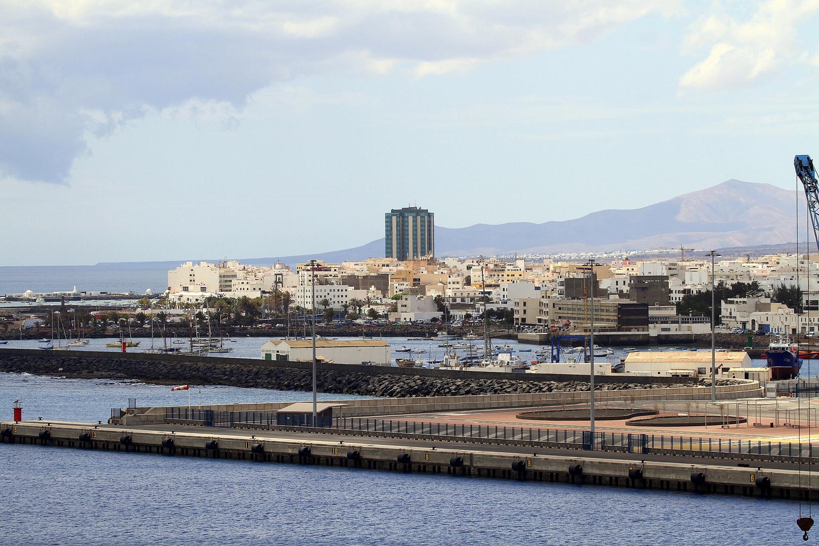 Blick auf Tanger 1