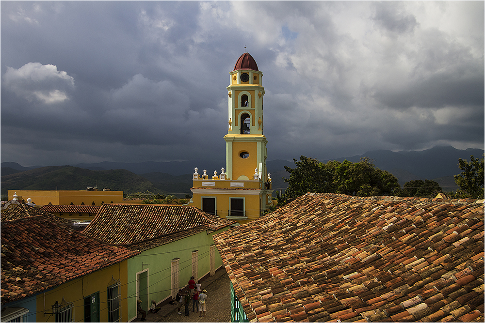 Blick auf Trinidad