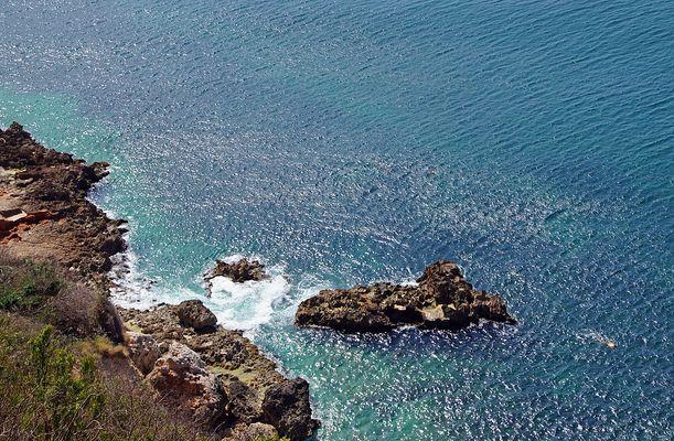 ..Blick aufs Meer..