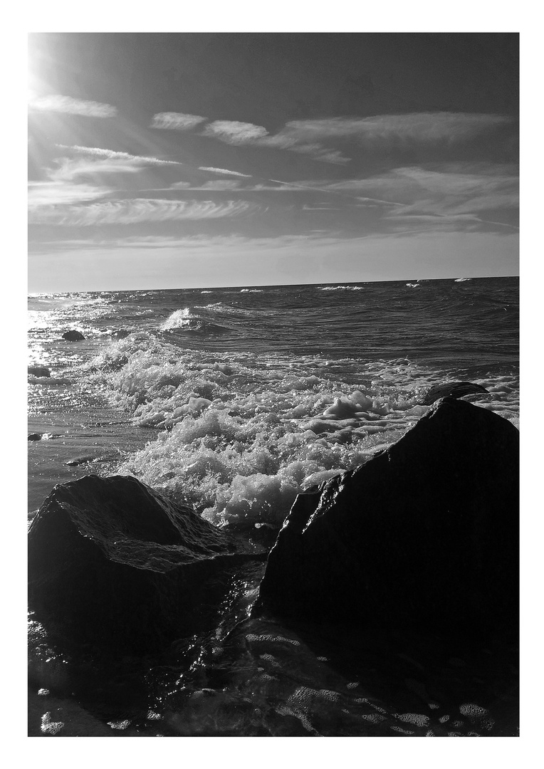 Blick auf´s Meer