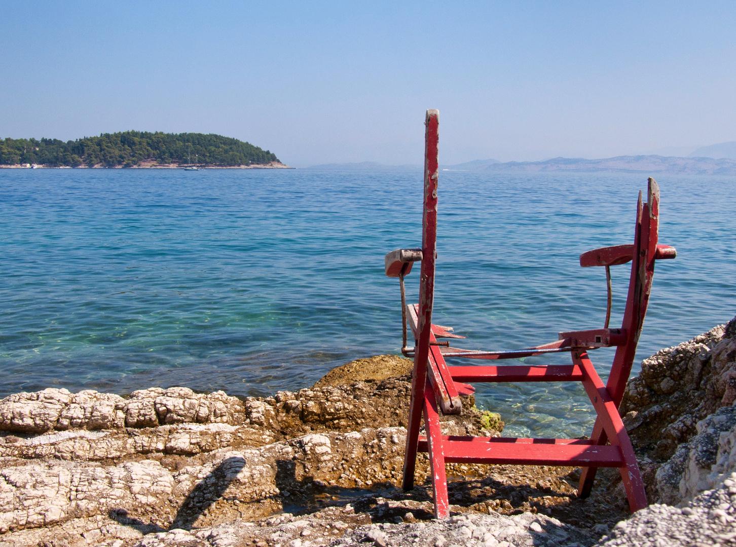 Blick aufs Meer?!