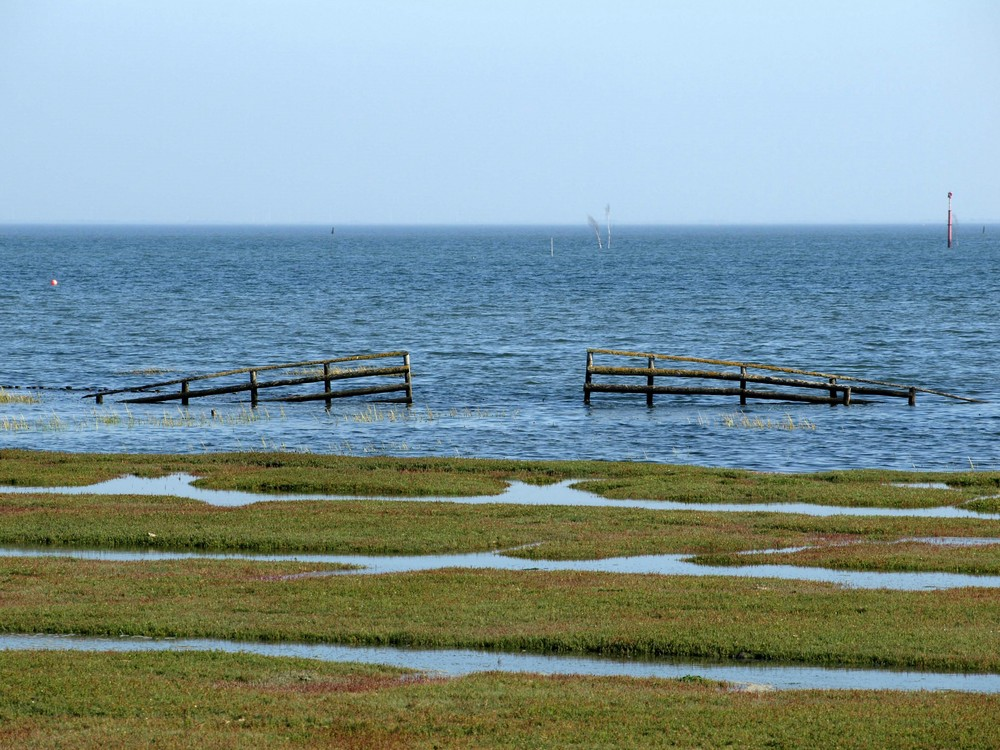 Blick aufs Meer (Nordsee)