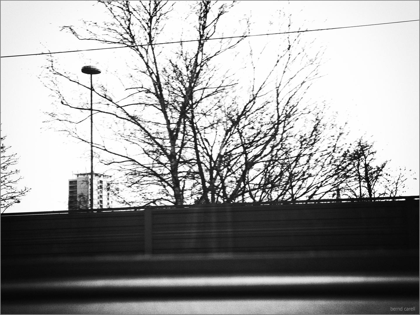 Blick aus dem Eisenbahnfenster (3)