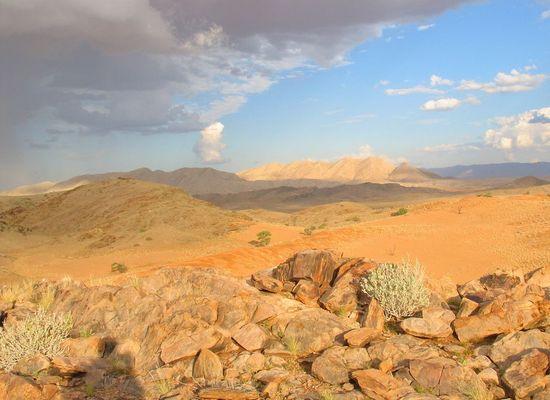 Blick in die Namib 2