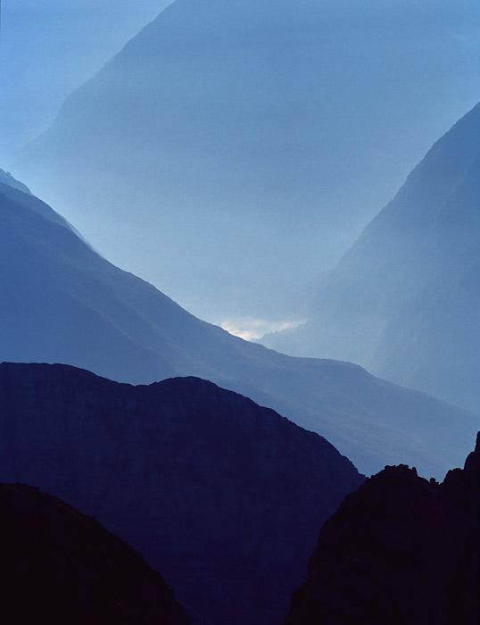 Blick ins Alpental
