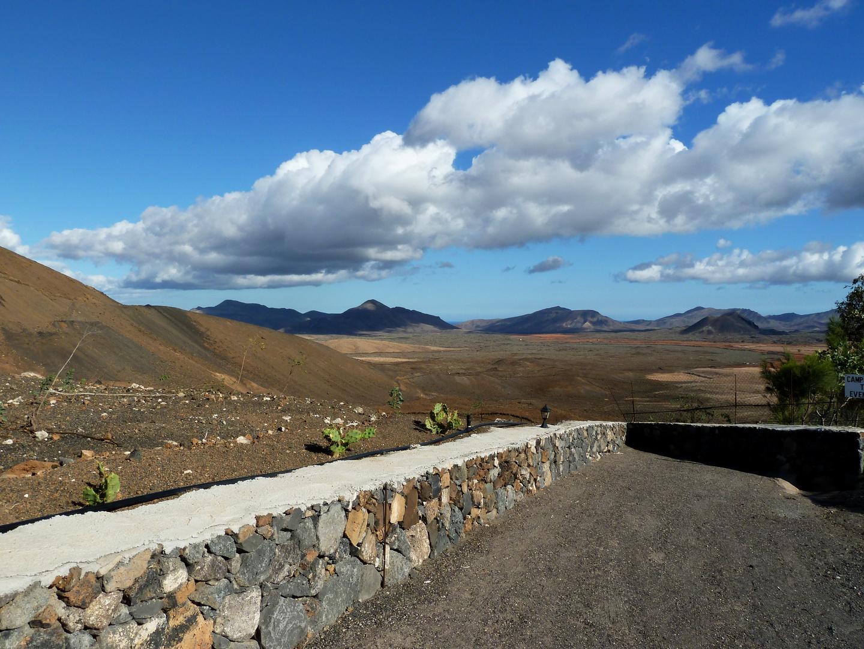 Blick ins Hinterland von Fuerteventura (2)