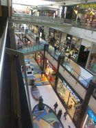 Blick ins Innere vom Alexia Einkaufszentrum