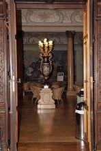 Blick ins Schlosscafe