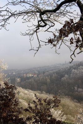 Blick nach Eisenach