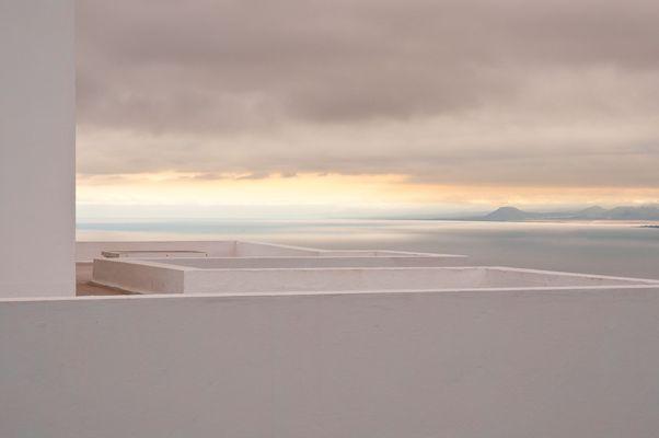 Blick nach Fuerteventura