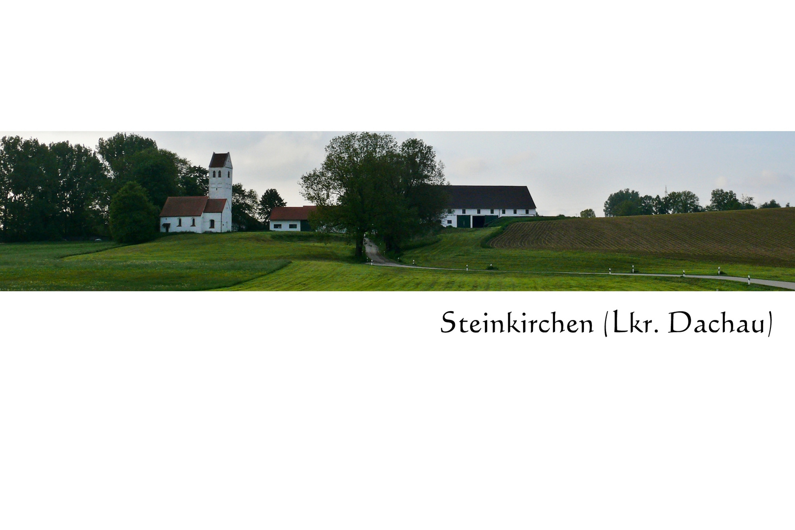 Blick nach Steinkirchen