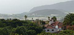 Blick Richtung El Time und Puerto Tazacorte