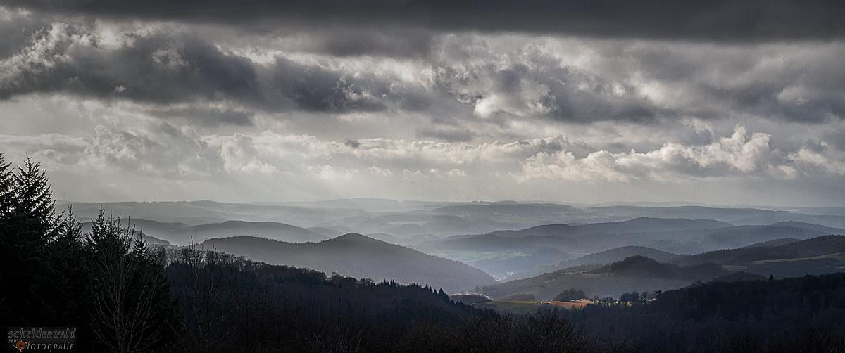 Blick Richtung Westerwald