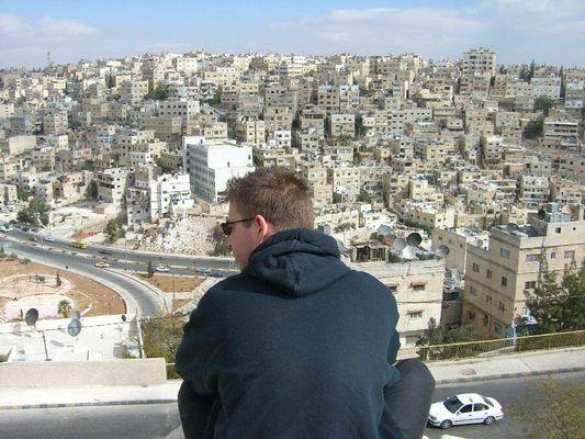 Blick über Amman