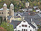 Blick über Bad Münstereifel