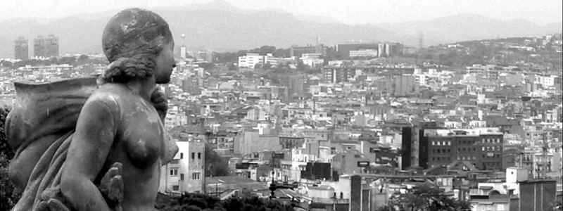 Blick über Barcelona #1
