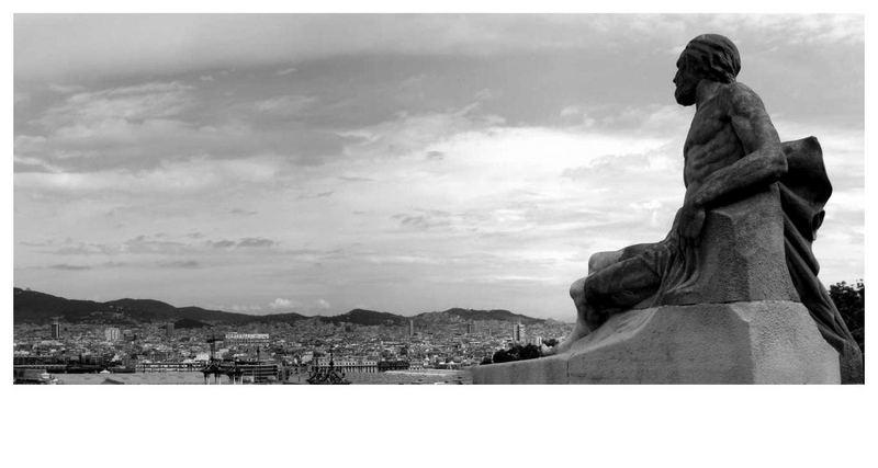 Blick über Barcelona #2