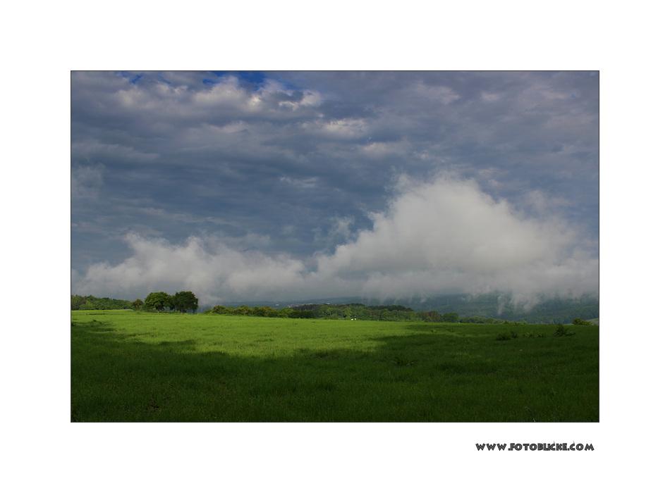 Blick über den Odenwald #1