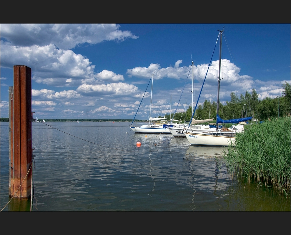Blick über den See...(reload)