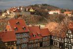 Blick über die Dächer von Quedlinburg (1)