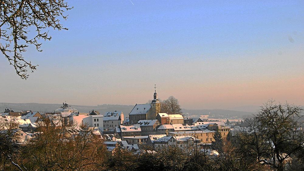 Blick über Grenzhausen
