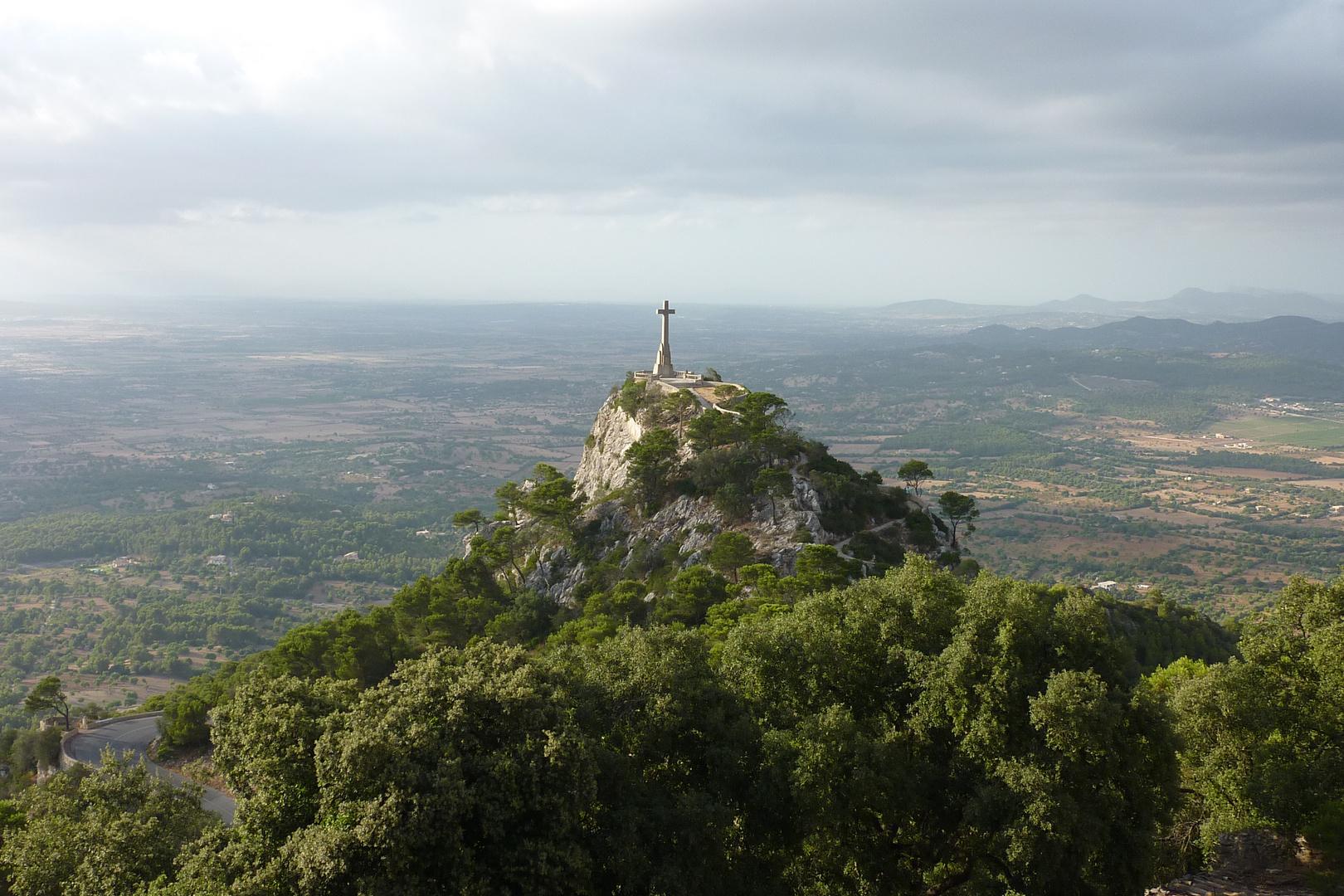 Blick über Mallorca