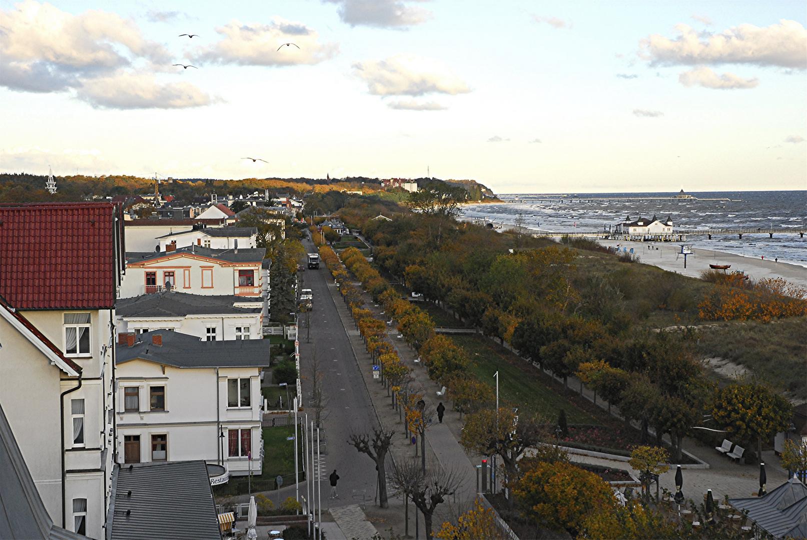 Blick über Usedom *
