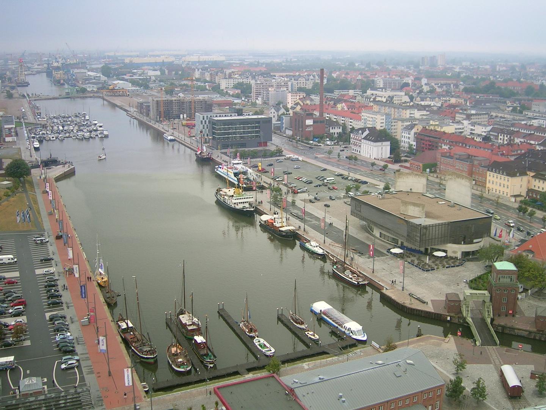 Blick vom Atlantic Hotel Sail City (3)