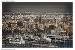 Blick vom Castillo Bellver auf die Cathedrale
