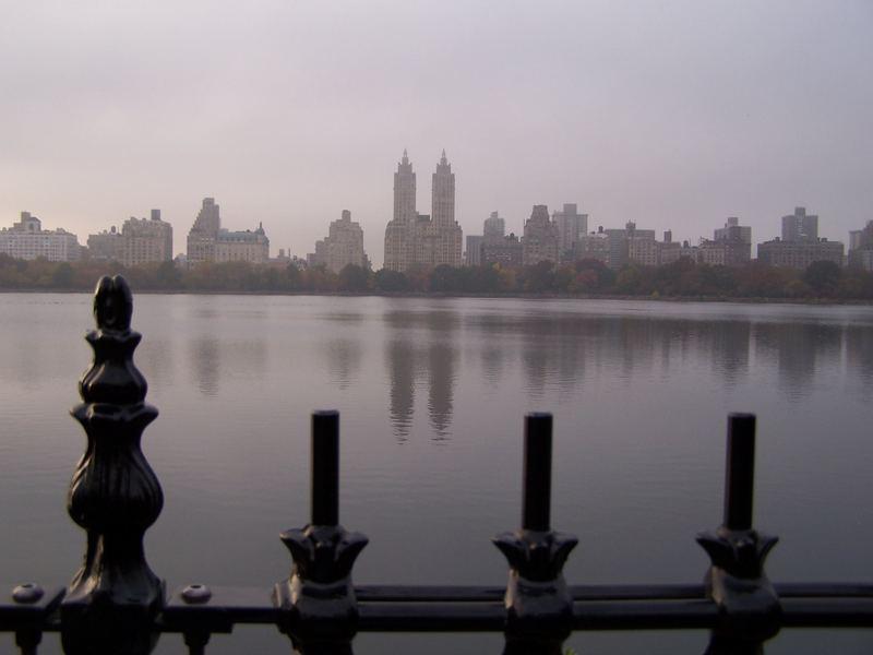 Blick vom Central Park