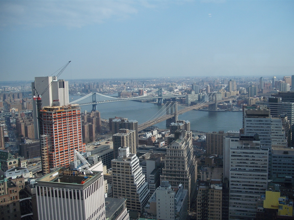Blick vom Empire State Building (2)