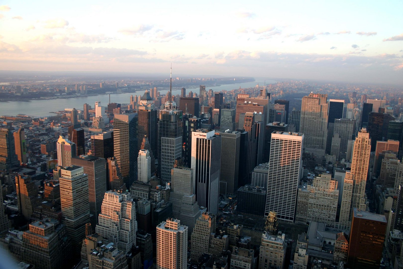Blick vom Empire State Building 4