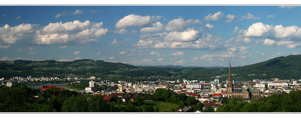Blick vom Freinberg