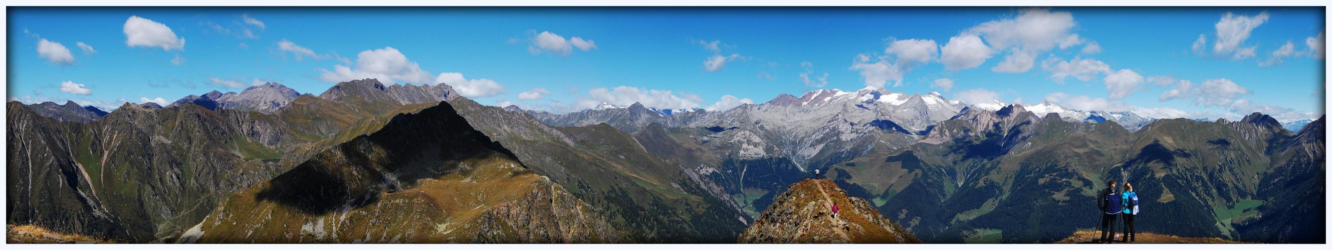 Blick vom Gitschberg