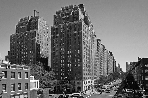 Blick vom Highline-Park