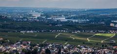 Blick vom Niederwald-Denkmal nach Süden