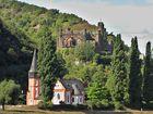 Blick vom Rhein I