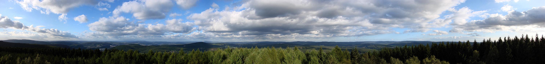 Blick vom Siegener Pfannenbergturm