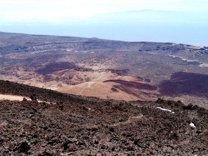 Blick vom Teide II