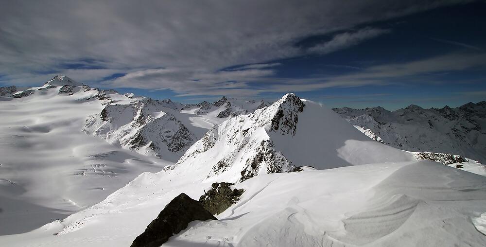 Blick vom Tiefenbachkogl (Reload)