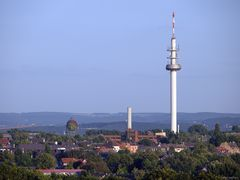 Blick vom Tippelsberg auf Bochum Kornharpen