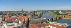 Blick vom Turm der Frauenkirche Richtung NW