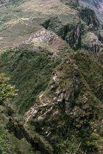 Blick vom Waina Picchu