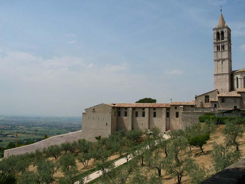 Blick von Assisi