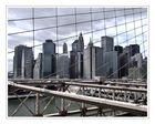 Blick von Brooklyn Bridge