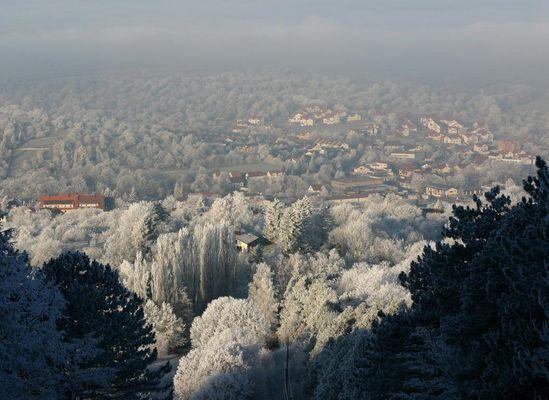 Blick von der Burg Neuffen
