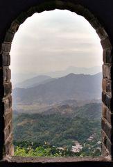 Blick von der großen Mauer