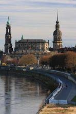 Blick von der Marienbrücke